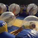bumperfotboll body zorb fotboll bumperz fotboll i plastbollar