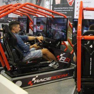 Raceroom bilsimulator racing bilracing