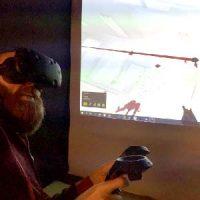 virtual reality, vr, testa vr