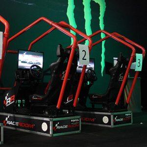 Race Room racing monster monter Elmia