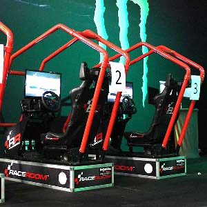 simulator, racesimulator, bilsimulator